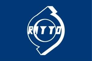 Rittō, Shiga - Image: Flag of Ritto Shiga