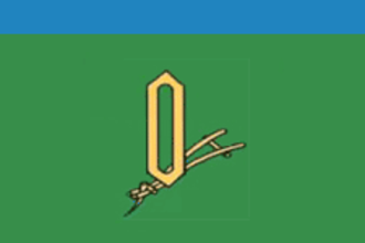 Vichugsky District - Image: Flag of Vichugsky rayon (Ivanovo oblast)