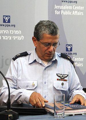 Amir Eshel - Eshel at the Jerusalem Center for Public Affairs