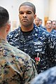 Flickr - Official U.S. Navy Imagery - Navy medic receives the Bronze Star for his heroic actions..jpg