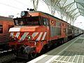 Flickr - nmorao - Intercidades 696, Gare do Oriente, 2008.05.03.jpg