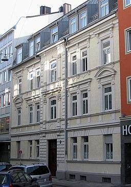 Fliegenstraße in München