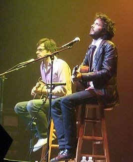 Flight of the Conchords @ Gramercy, 2007.jpg