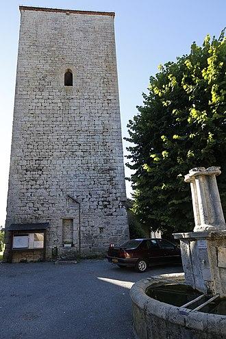 Floirac, Lot - The Tower of Floirac