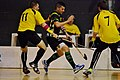 Floorball, el formato desconocido de hockey que se juega en Arganzuela 09.jpg