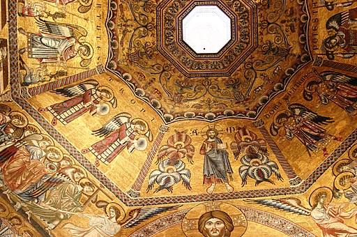 Florence Baptistry - Angels