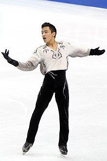 Florent Amodio at the 2010 World Championships (3).jpg