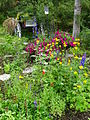 Flower Garden - Hidden Valley B&B - Near Whitehorse - Yukon Territory - Canada.jpg