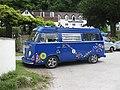 Flowery VW Camper - geograph.org.uk - 1356794.jpg