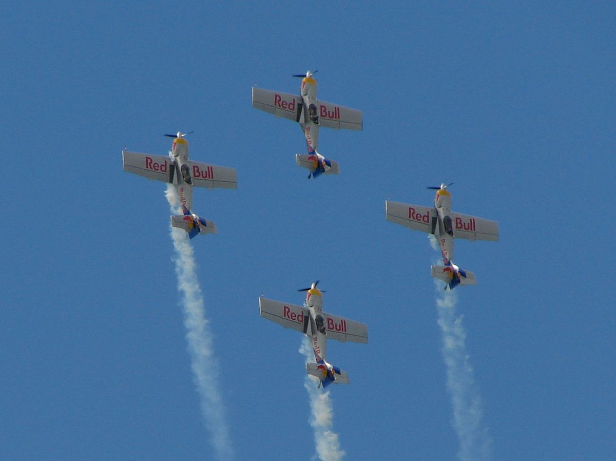 Flying Bulls Aerobatics Team - Wikipedia
