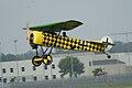 Fokker D.VIII Lt See Gotthard Sachsenberg Takeoff 03 Dawn Patrol NMUSAF 26Sept09 (14596608521).jpg