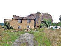 Fontenelle-Montby. Ancienne ferme fortifiée. 2015-08-14.JPG