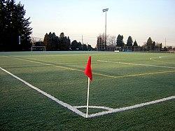 Jalkapallokenttä