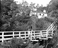 Footbridge in Glen Mooar, Laxey - geograph.org.uk - 1430332.jpg