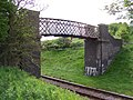 Footbridge over the Embsay and Bolton Abbey Steam Railway Line track - geograph.org.uk - 440963.jpg