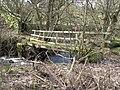 Footbridge over the River East Allen (4) - geograph.org.uk - 721804.jpg