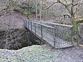 Footbridge over the Twrch - geograph.org.uk - 121089.jpg