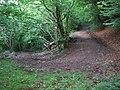 Footpath, Cefn Onn - geograph.org.uk - 457510.jpg