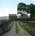 Footpath - Well Heads - geograph.org.uk - 840392.jpg