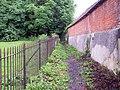 Footpath near St Leonards Church, Sutton Veny - geograph.org.uk - 473635.jpg