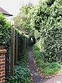 Footpath off Hare Lane - geograph.org.uk - 1034783.jpg