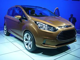 Image illustrative de l'article Ford B-Max