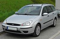 Ford Focus Turnier I 1.8 TDDi Facelift front 20100509.jpg