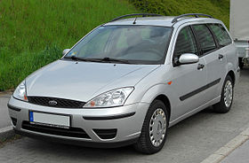 Ford Focus Turnier I 1.8 TDDi Facelift front 20100509.jpg