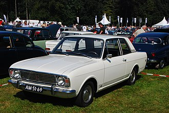 Ford Cortina - Ford Cortina GT Mark II 2-door Saloon