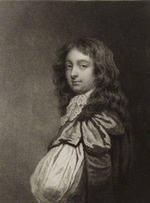 Ford Grey, 1st Earl of Tankerville - The 1st Earl of Tankerville.