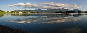Forggensee - Forggensee