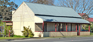 Appin, New South Wales - Image: Former Appin Post Office