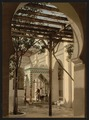 Fountain in Mosque of El Kebir, Algiers, Algeria-LCCN2001697817.tif