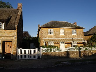 Henry Watson Fowler - Fowler's house in Hinton St George