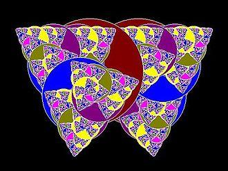 Fractal - Image: Fractal BUTTERFLY