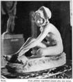 François Rude (1784-1855) - Jeune Pêcheur napolitain jouant au bord de la mer avec une tortue (1833) (39285731854).png