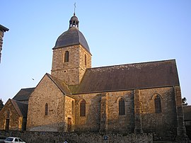 The church of Saint-Martin