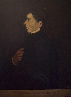 Servando Teresa de Mier priest, preacher and politician in New Spain