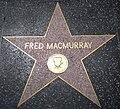 Fred MacMurray Star HWF.JPG