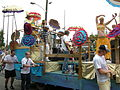Fremont Solstice Parade 2008 - samba wagon 01.jpg