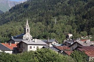 Freney Commune in Auvergne-Rhône-Alpes, France