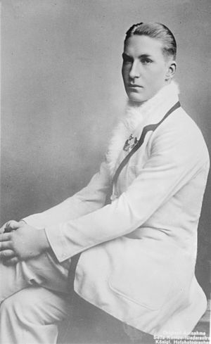 Prince Friedrich Karl of Prussia (1893–1917) - Image: Fried. Karl of Prussia 4910526328 a 7eeec 449b o