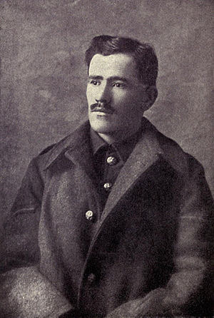 Francis Ledwidge - Ledwidge in uniform