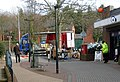 Fruit and vegetable stall at Oakengates, Shropshire, England.jpg