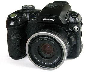Fujifilm FinePix S-series - Fujifilm FinePix S5000