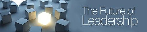 Future of leadership Initial banner