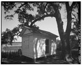 GENERAL VIEW - Sunnyside Plantation, East Dependency, County Road 767, Edisto Island, Charleston County, SC HABS SC,10-EDIL,8A-1.tif