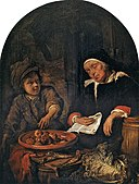 Gabriel Metsu - A Boy Stealing and Apple from a Sleeping Woman.jpg