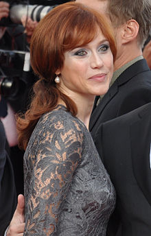 Gabriella Pession at the 2013 Monte-Carlo Television Festival.