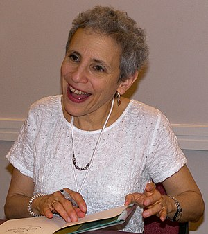 Gail Carson Levine at the 2007 Texas Book Fest...